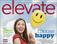 Choose Happy cover feature