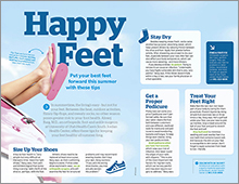 Happy Feet feature