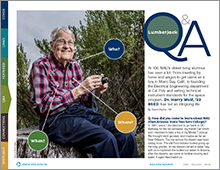 Northern Arizona University: Q&A with Centenarian